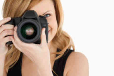 Manchester School of Photography - Full day introductory DSLR or Photoshop course  - Save 0%