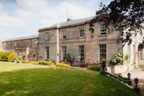 Marshall Meadows Country House Hotel - Country house stay with dinner - Save 41%