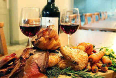 The Blind Pig - Sunday lunch platter with wine to share - Save 0%