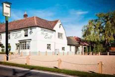 The Bull & Willow Room  - Award Winning Dinner & Drinks for Two - Save 34%