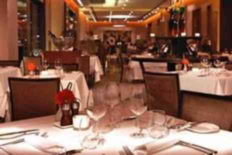 Park Terrace Restaurant - Five star, three course dinner and cocktails for two - Save 0%