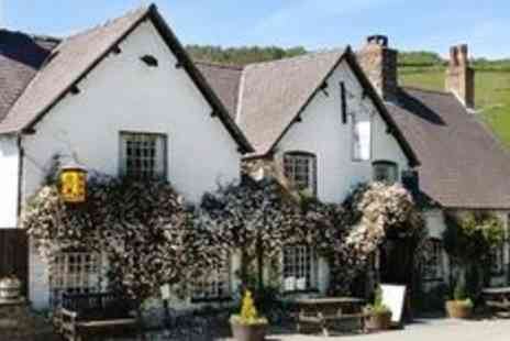 The West Arms -  Historic Inn stay with dinner - Save 47%