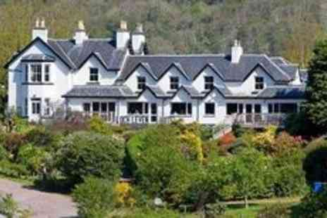 Loch Leven Hotel - Overnight Highlands break with dinner, bubbly & late checkout - Save 0%