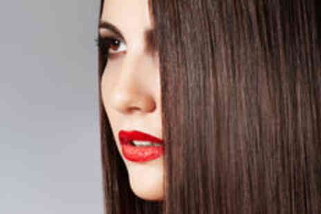 Vintage Hair & Nails - Wash, haircut, and blow dry - Save 0%