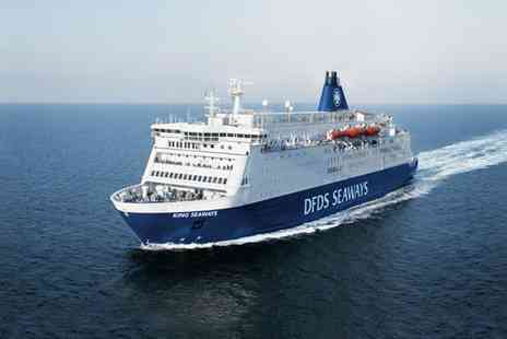 DFDS Seaways UK - Sail to Amsterdam from Newcastle in a double or family cabin  - Save 50%