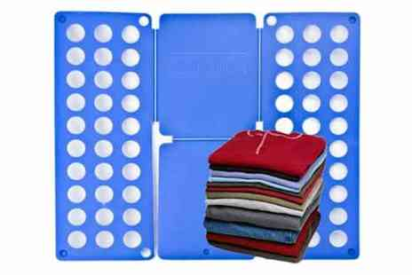 AKJ Enterpises - Magic Clothes Folder - Save 60%