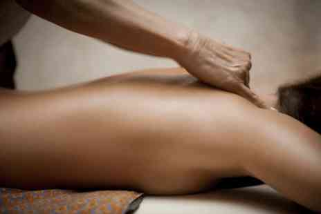 Royas holistic therapies - Back, neck, and shoulder massage with exfoliation - Save 75%