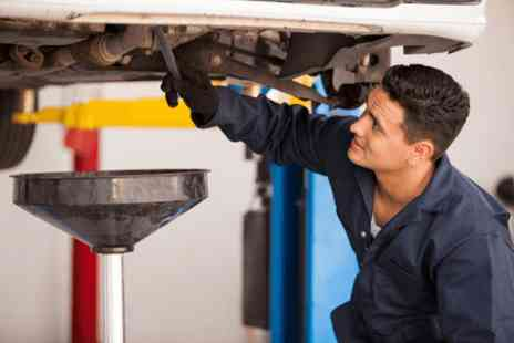 Trade Motors Direct - Car service includes oil & filter change - Save 83%