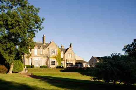 Norton House Hotel & Spa -  Deluxe Rural Edinburgh Break including Wine  - Save 42%