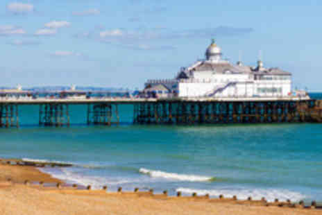 The Shore View Hotel - Seaside Beach Break for Families or Couples in Eastbourne - Save 44%