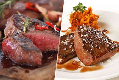 Muscle Food -  20pc multi award winning steak selection, including Grass Fed Sirloin & Rumps  - Save 47%