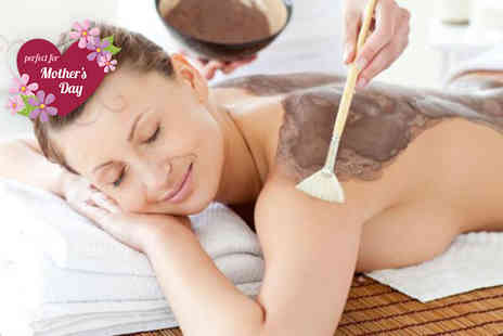 Nicky Salon - One hour seaweed body wrap and 30 minute express facial or Indian head massage   - Save 81%