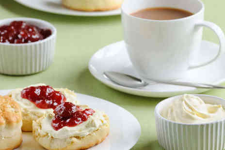 Rambling Rose Restaurant - High Tea with Main Course, Tea and Scones, and Coffee Each for Two - Save 52%