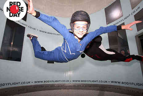 Body Flight - Indoor Skydiving Experience for One  - Save 0%