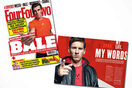 FourFourTwo Magazine - 12 Month FourFourTwo Magazine Subscription, Delivery Included - Save 60%