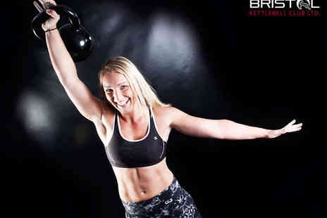 Bristol Kettlebell Club - Three Kettlebell Classes, with Introductory Session - Save 80%