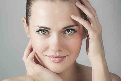 The Beauty Clinic - Dermaroller Treatment for the Face - Save 70%