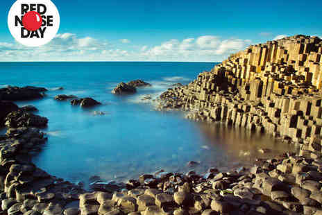 Portrush Sea Tours - Boat Trip to the Giant's Causeway for Two - Save 40%