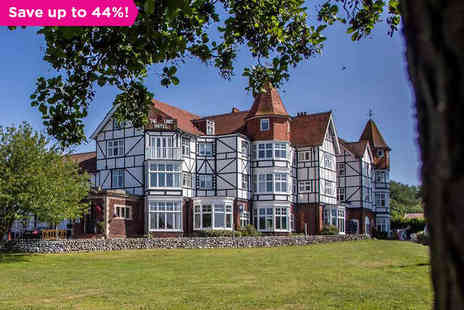 The Links Hotel - One night stay in North Norfolk Coast - Save 44%