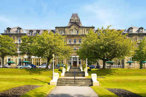 The Palace Hotel - One  Night Stay for Two with Breakfast, Three Course Dinner with a Bottle of Wine on First Evening - Save 48%