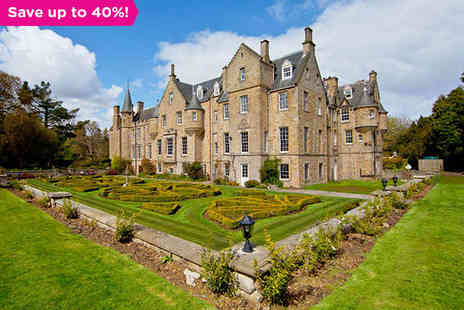 Carberry Tower - Timeless Grandeur in a Scottish Castle - Save 40%