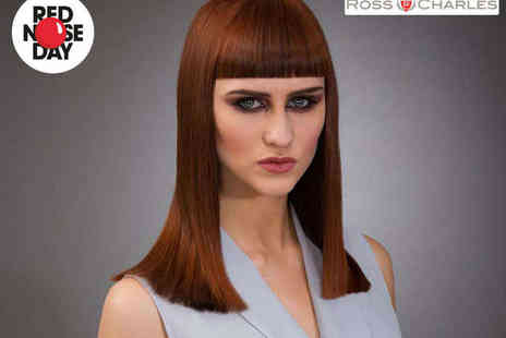 Ross Charles Hairdressing - Haircut, Blow Dry, and Conditioning Treatment - Save 68%