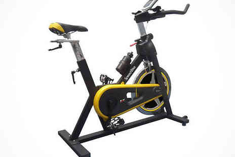 BodySculpture Hustle Speed - BodySculpture Hustle Exercise Bike, Free Delivery - Save 62%