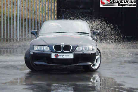 Stunt Drive Experience - Silver Package Stunt Driving Experience - Save 54%