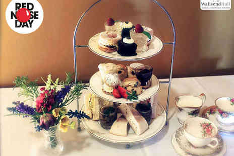 Wallsend Hall - Georgian Afternoon Tea for Two  - Save 0%
