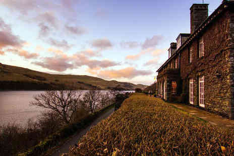 Haweswater Hotel - One Night stay Lake District Retreat for Two with Breakfast Daily - Save 54%