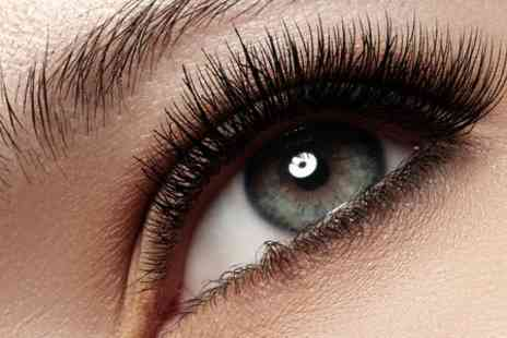 Lorena Beauty Rooms - Eyelash Extensions With Eyebrow Shape and Tint  - Save 62%