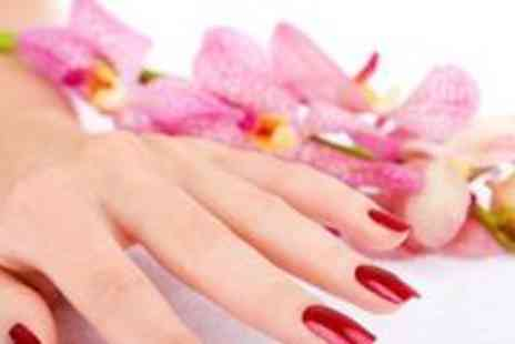 Guise & Dolls - Manicure with Gelux nails, a mini facial, luxury pedicure and eyebrow wax - Save 76%