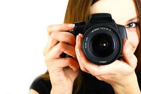 iPhotographyCourse - 18 Module Online Certified Photography Course  - Save 90%