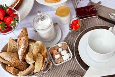 Alfreton Hall - Champagne Breakfast­ for two  - Save 50%