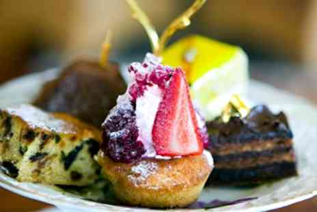 Bar Zero - Afternoon Tea & Bubbly for Two - Save 55%
