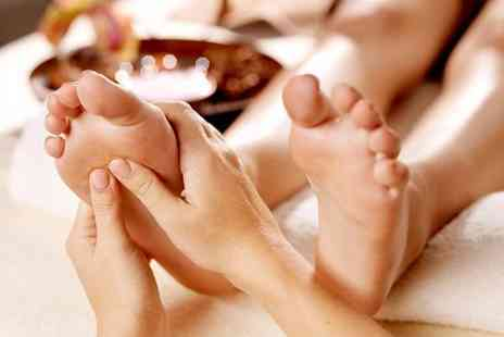The Foot Parlour - One hour chiropody treatment including foot bath, nail shaping and corn, callus treatment  - Save 65%