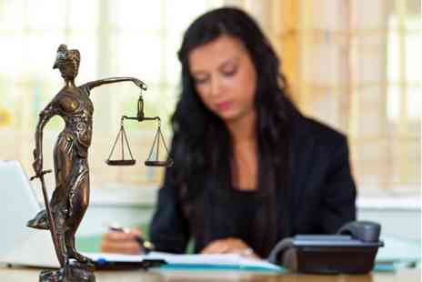 Parker Ascott Training and Recruitment - Online Level 3 Introduction to Law course - Save 90%