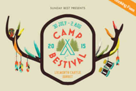 Camp Bestival - Tickets to Weekend Camping to Camp Bestival - Save 0%