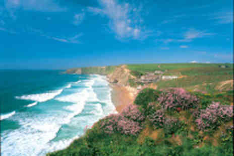 Travelsmith Holidays - Three night Delightful Cornish Stay - Save 41%