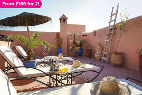 Riad LOrange Bleue - Experience the Red City Marrakech - Save 0%