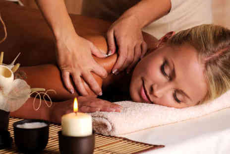 World of Beauty - Hour Long Aromatherapy Massage Cryotherapy Lipoglaze Sessions - Save 58%
