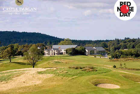 Castle Dargan Hotel - One night Golf and Spa Break in Yeats Country - Save 59%