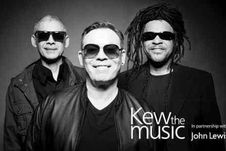 Kilimanjaro Live - UB40 Featuring Ali, Astro and Mickey  - Save 0%