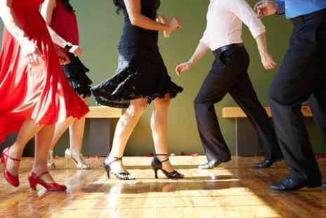 Club Quba - Six Salsa Classes For One  - Save 75%