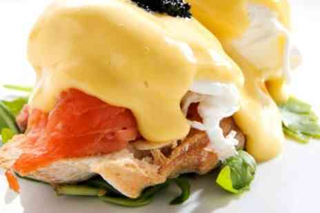 The Lounge at The Cube - Brunch With Prosecco For Two  - Save 51%