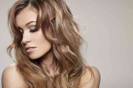 Bellisimo - Cut and Condition With Half Head Highlights or Full Head Colour - Save 60%