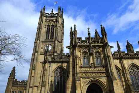 Manchester walking tour - Discover Manchester walking tour for Two - Save 80%