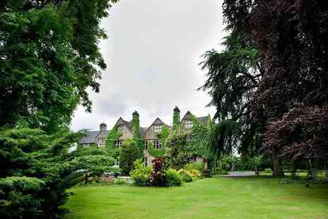 Weston Hall Hotel - Two night Warwickshire break for 2 including breakfast & late checkout  - Save 49%