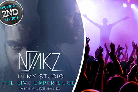 Nyakz - VIP ticket to Nyakz The Live Experience including queue jump, a drink and more - Save 55%