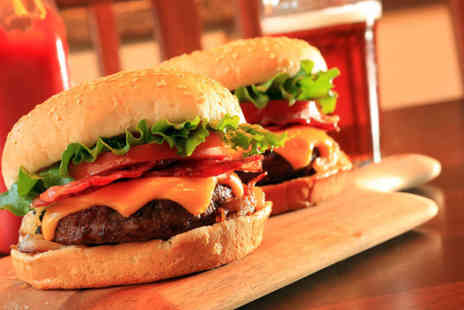 Bar Sport - Two burgers or hot dogs - Save 42%